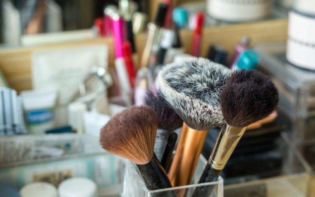 Secretos para organizar maquillaje