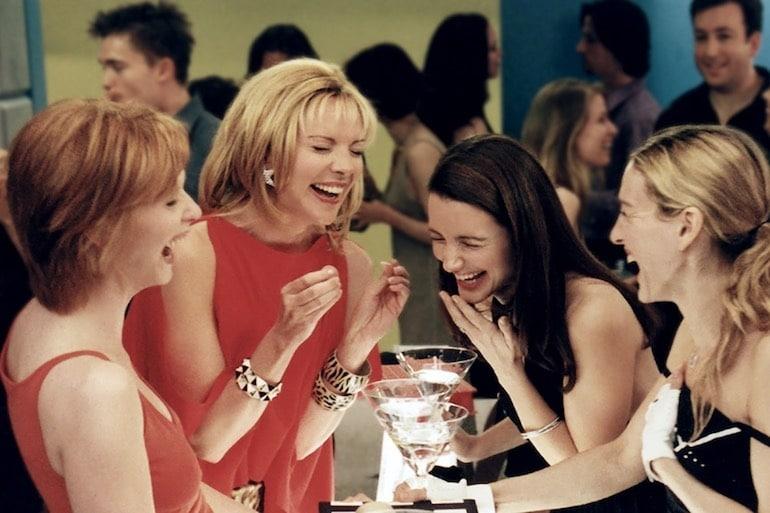 5 planes diferentes que hacer con las amigas