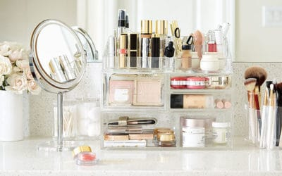 ¿Cómo organizar tu maquillaje?